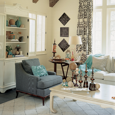 Decor ever after crafts company for Beach room decor